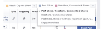 facebook комментарии
