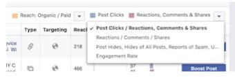 facebook kolichestvo reaktsij